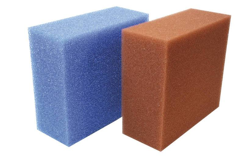 Oase Replacement Foam Sponge Blue BioSmart 7000/14000/16000-Pond Filters-Lincs Aquatics Ltd