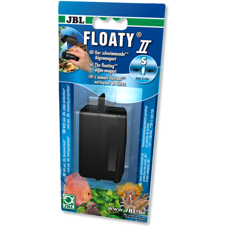 JBL Floaty II Magnetic Tank Cleaner-Magnetic Cleaners-Lincs Aquatics Ltd