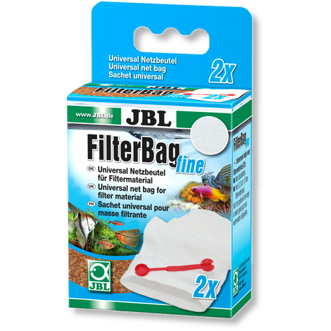JBL FilterBag fine-Filter Media Bags-Lincs Aquatics Ltd