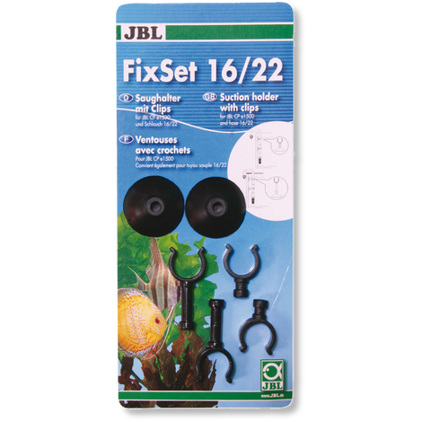 JBL FixSet External Filter Suction Cups