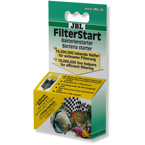 JBL FilterStart Filter Starter-Water Conditioners-Lincs Aquatics Ltd