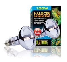 Exo Terra SunGlo Halogen Lamp 150w-basking lamp-Lincs Aquatics Ltd