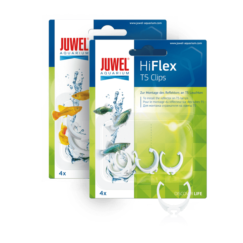 Juwel HiFlex Reflector Clips-Freshwater Lighting-Lincs Aquatics Ltd