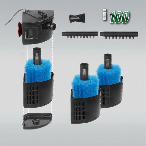 JBL CristalProfi i100 greenline Internal Filter-Internal Filters-Lincs Aquatics Ltd