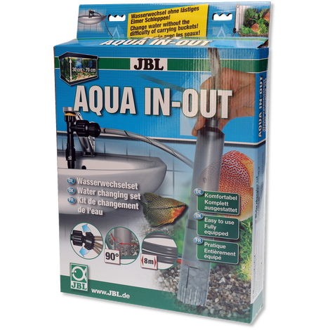 JBL Aqua In-Out Water changing kit