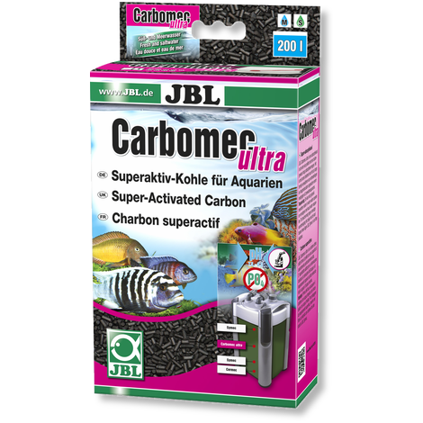 JBL Carbomec ultra-Active Carbon-Lincs Aquatics Ltd