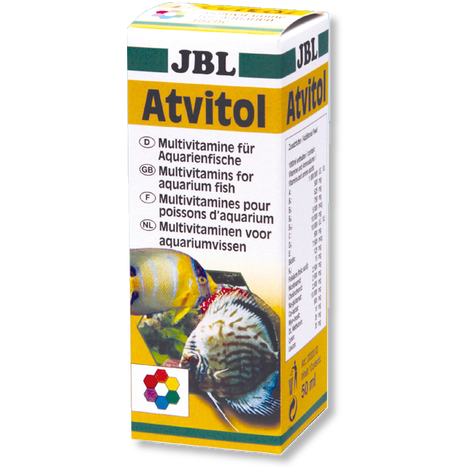 JBL Atvitol Food Multivit 50ml
