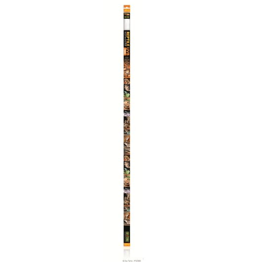 "Exo Terra Fluorescent Bulb UVB 150 Light Tube 36w 48""-Exo terra UV Tubes-Lincs Aquatics Ltd"