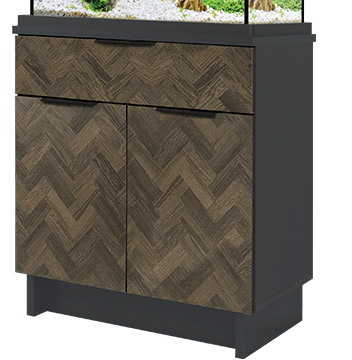 Oakstyle Parquet Collection 110L Cabinet Only