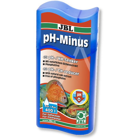 JBL pH-Minus pH Reducer-pH-Lincs Aquatics Ltd