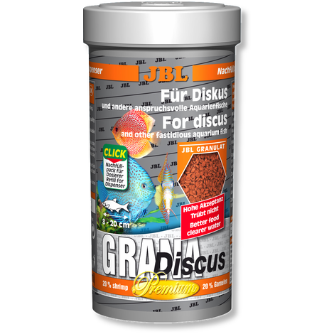JBL GranaDiscus CLICK-Dried Food-Lincs Aquatics Ltd