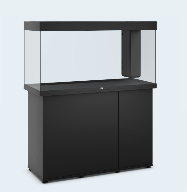 Juwel Rio 350 (300) LED Aquarium Tropical fish tank inc cabinet Black-Aquariums-Lincs Aquatics Ltd