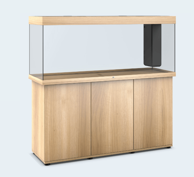 Juwel Rio 450 (400) LED Aquarium Tropical fish tank inc cabinet Light wood (Oak)-Aquariums-Lincs Aquatics Ltd