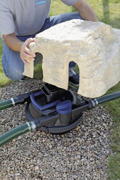 Oase FiltoCap Sand Filter Cover-Filter Covers-Lincs Aquatics Ltd