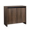Fluval Roma 125 Cabinet - Walnut-Aquarium Cabinets-Lincs Aquatics Ltd
