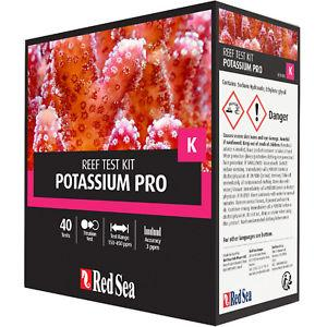 Red Sea Potassium Pro Test Kit
