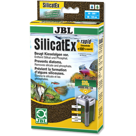 JBL SilicatEx Rapid-Trop Filter Media-Lincs Aquatics Ltd