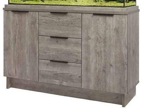 Aqua One Oak Style 230 Unit Only - Urban Edition-Oak Style-Lincs Aquatics Ltd