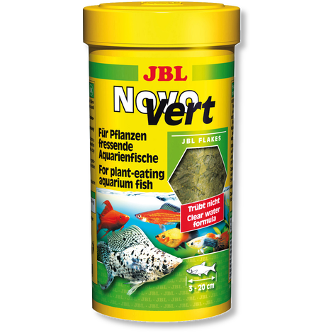 JBL NovoVert-Dried Food-Lincs Aquatics Ltd