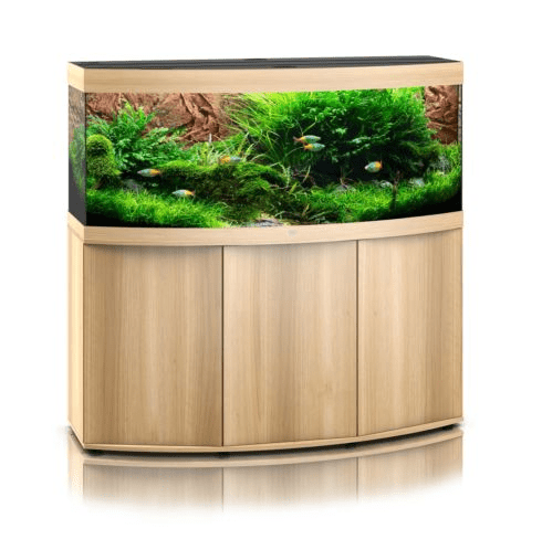 Juwel Vision 450 LED aquarium Tropical fish tank inc cabinet Light wood (Oak)-Aquariums-Lincs Aquatics Ltd