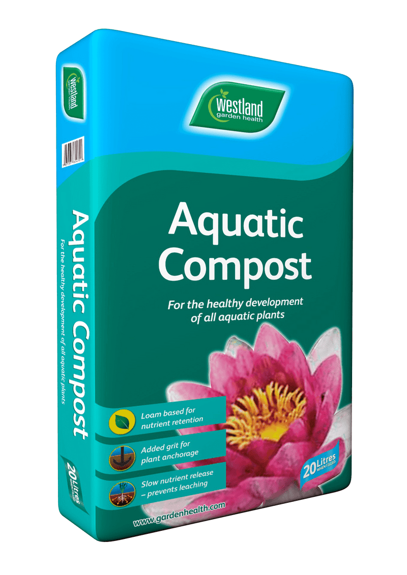 Westland Aquatic Compost 20l sack-Pond Soil-Lincs Aquatics Ltd