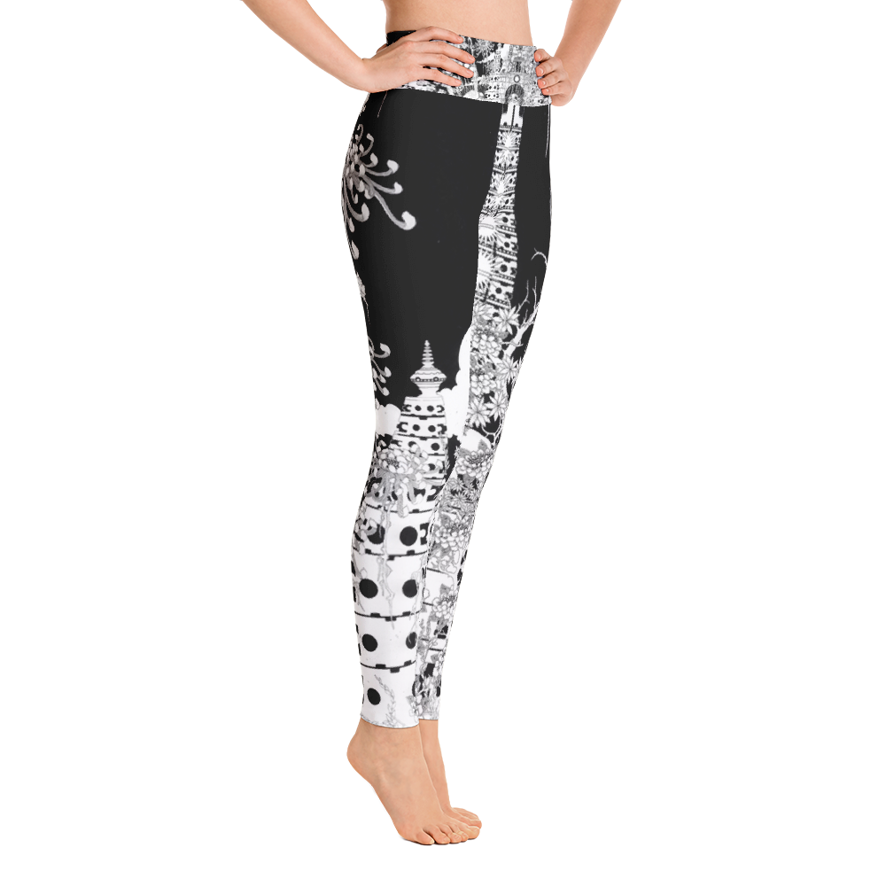 ASIA : Yoga Leggings