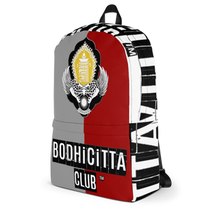 BODHICITTA CLUB GREY : Backpack