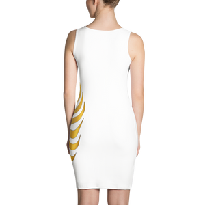 SUNBIRD : Sublimation Cut & Sew Dress
