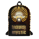 SYNCHRONISTIC MYSTIC BLACK VINTAGE : Backpack