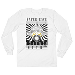 EXPERIENCE THE ESSENCE : Long Sleeve T-Shirt