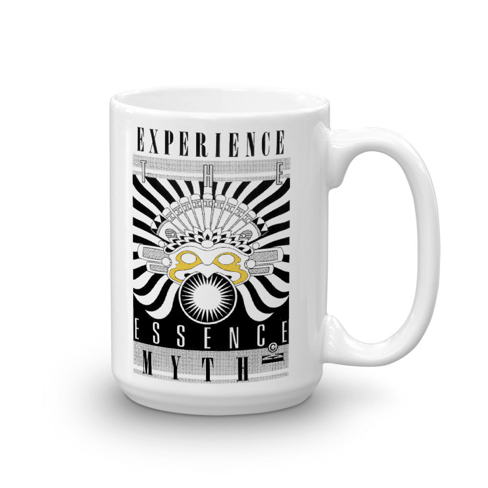 EXPERIENCE THE ESSENCE : 15oz Mug made in the USA