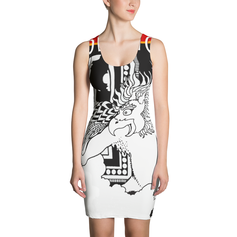BODHICITTA BABY : Sublimation Cut & Sew Dress