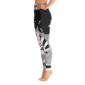 EGYPTIAN WOMAN : Yoga Leggings