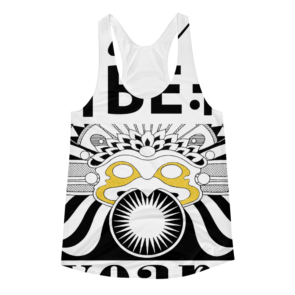LIVE IT, BE IT, WEAR IT : Women's Racerback Tank