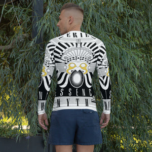 MYTH : Men's Rash Guard