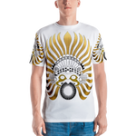 SUNBIRD WHITE : Men's T-shirt