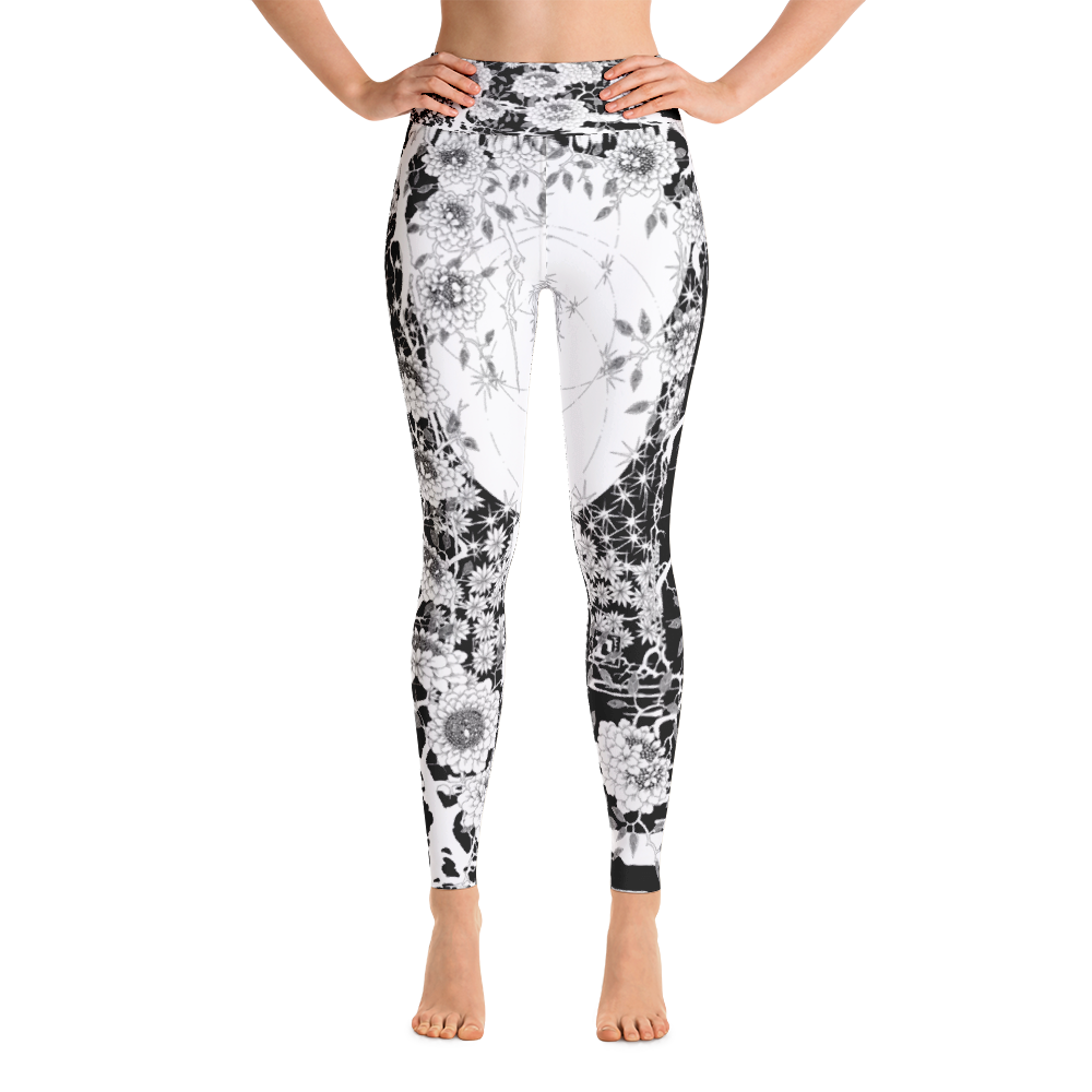 THE STONE : Yoga Leggings