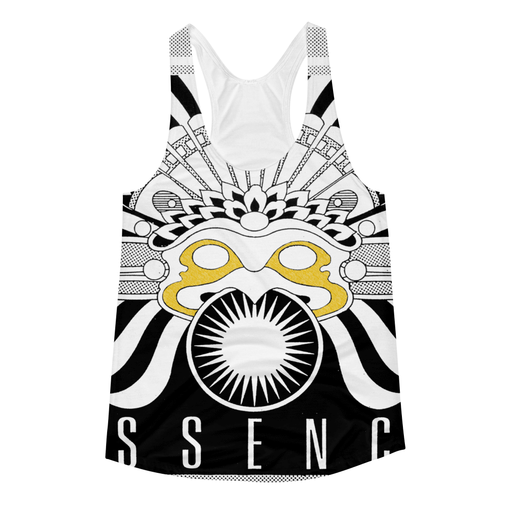 EXPERIENCE THE ESSENCE : Women's Racerback Tank