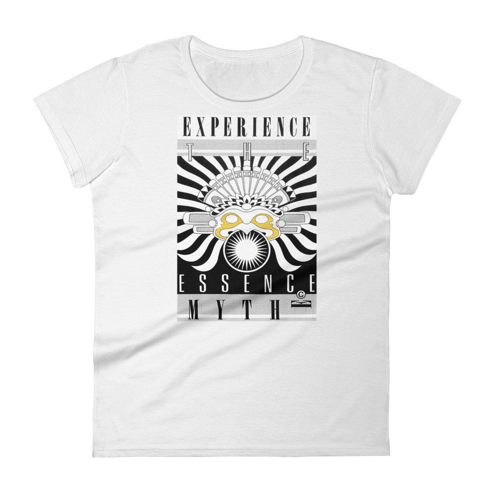 EXPERIENCE THE ESSENCE : Women's short sleeve t-shirt