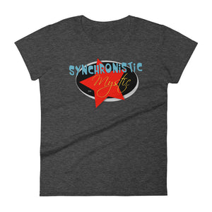 SYNCHRONISTIC MYSTIC : Women's short sleeve t-shirt
