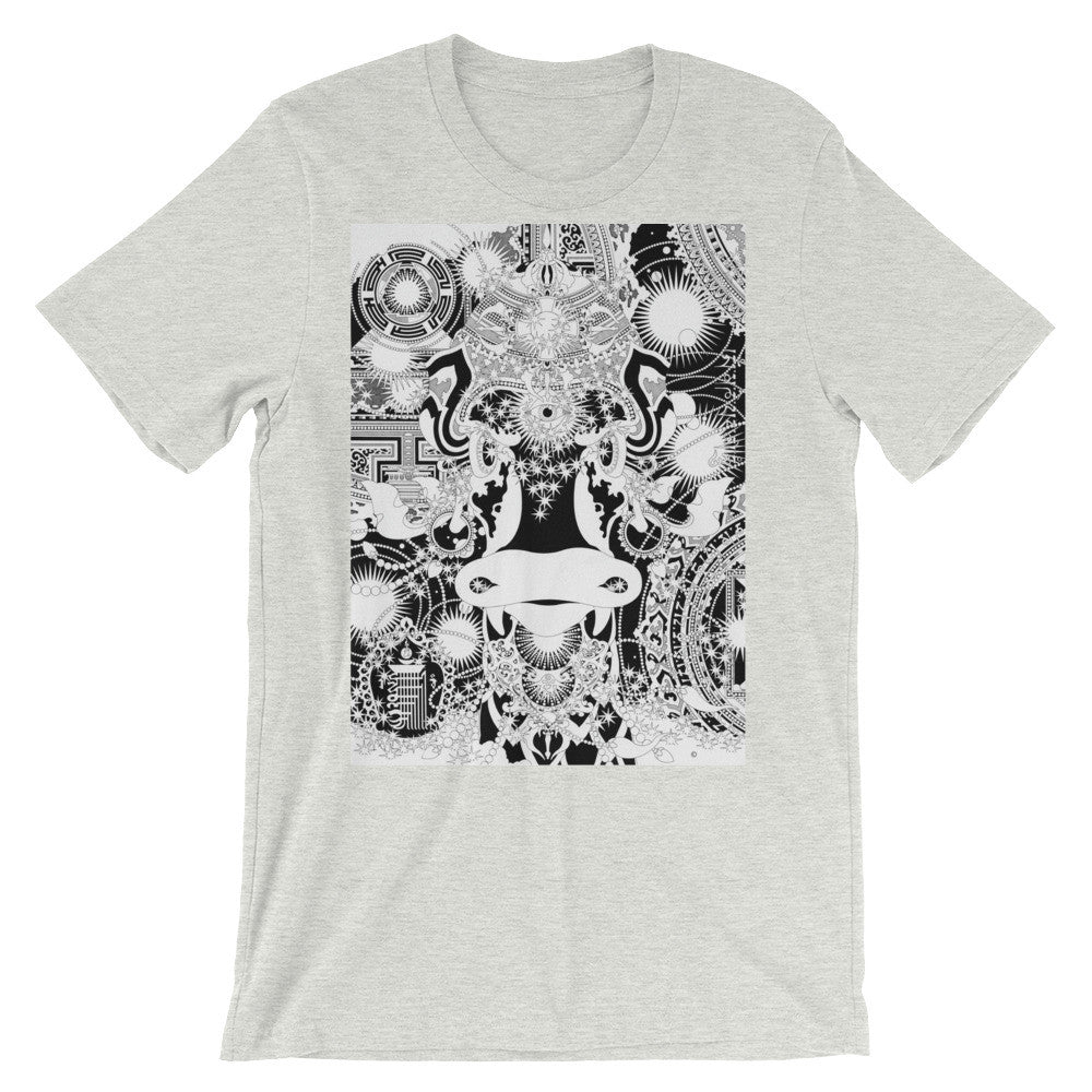 DRUK :Unisex short sleeve t-shirt
