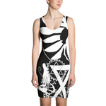 ANUBIS : Sublimation Cut & Sew Dress