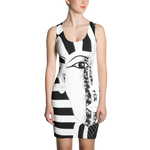 EGYPTIAN MAN : Sublimation Cut & Sew Dress