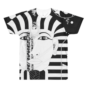 EGYPTIAN MAN : Sublimation men's crewneck t-shirt