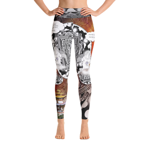 ANIMATED : Yoga Leggings