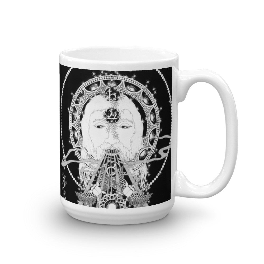 INITIATION : 15oz Mug made in the USA