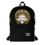 SUNBIRD BLACK metalic : Backpack