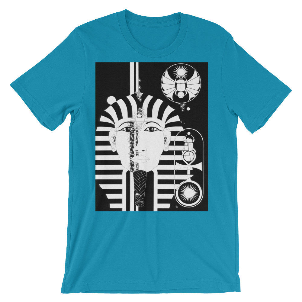 EGYPTIAN MAN : Unisex short sleeve t-shirt