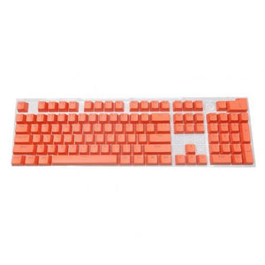 Universal Mechanical Keyboard Keycaps 104 Pcs/Set Backlit Keycaps for Gaming Keyboard Accessories