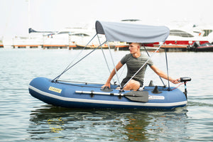Classic 9.8' Inflatable Fishing Boat